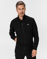 Lacoste Sport Cotton Blend Fleece Zip Суитшърт