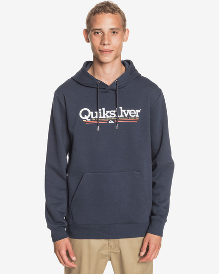 Quiksilver Tropical Lines Screen Fleece Суитшърт