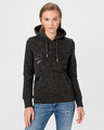 SuperDry Tonal Embossed Суитшърт