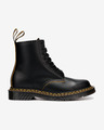 Dr. Martens 1460 Double Stitch Leather Lace Up Боти