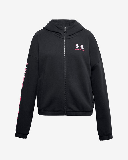 Under Armour Rival Fleece Суитшърт детски