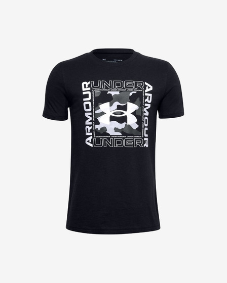 Under Armour Live Rival Inspired Тениска детски