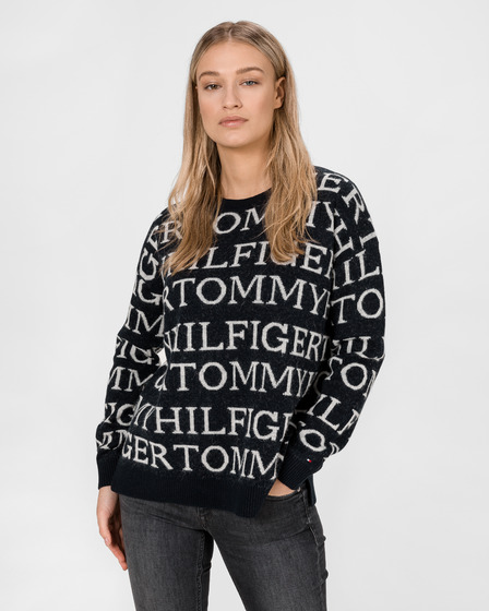 Tommy Hilfiger All-Over Пуловер
