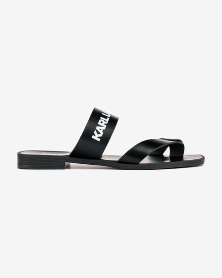 Karl Lagerfeld Skoot II Toe Loop Strap Сандали