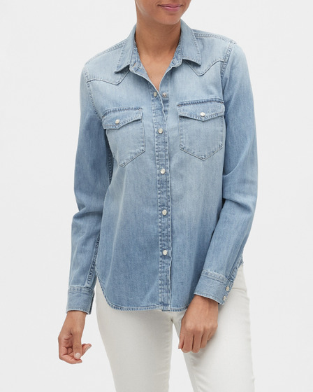 GAP Denim Western Риза