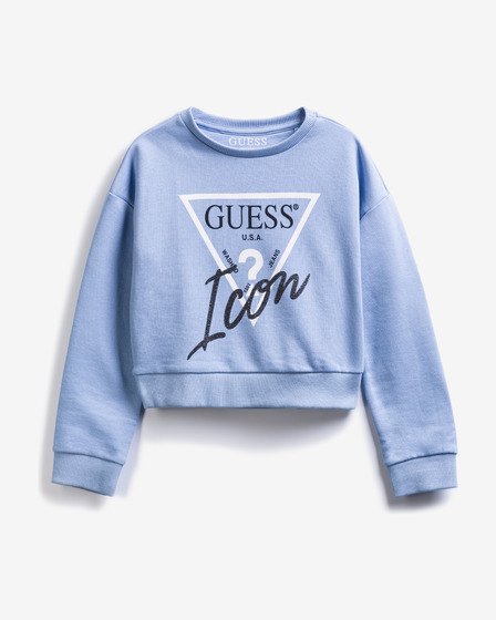 Guess Active Icon Суитшърт детски