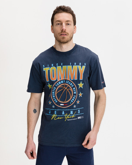 Tommy Jeans Basketball Graphic Тениска