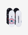 Converse Chuck Patch Knit-In MFC Ox Чорапи 2 чифта