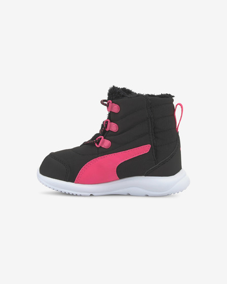 Puma Fun Racer Boot AC PS Боти детски